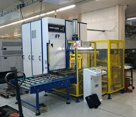 IFP EUROPE KP 150 HMA