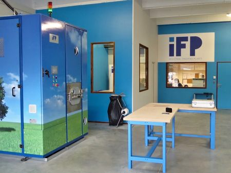 IFP showroom